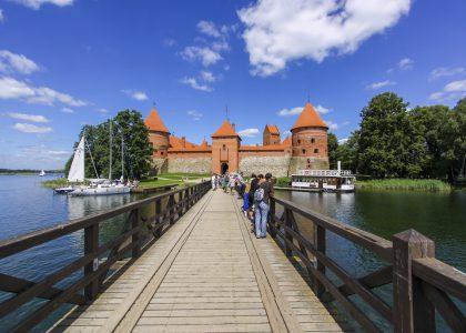 Vilnius - Trakai - Vilnius