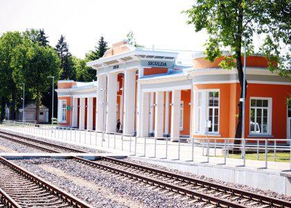 Riga - Sigulda - Tartu